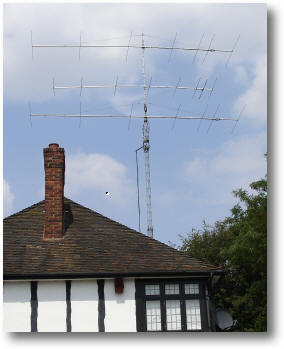 An alternative to the 6M7JHV antenna for 6m / 50MHz - Why