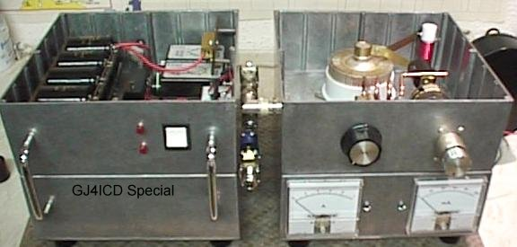 GJ4ICD's 8877 50MHz Amplifier