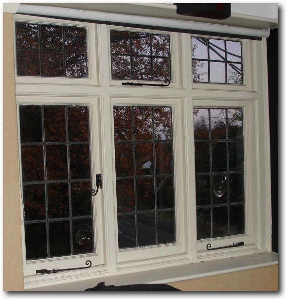 Casement Windows 1920 : Easy low cost do it yourself secondary glazing