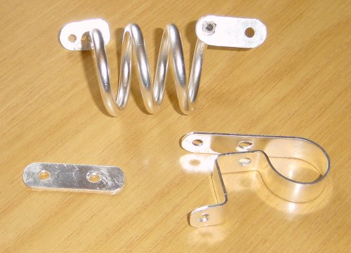 Silvered anode assembly